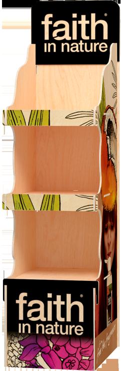 Sperrholz Bodenständer